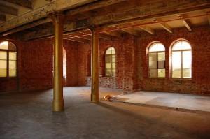 Hauskauf in Deutschland in leer stehenden Fabrikhallen